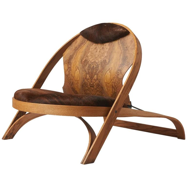 Lounge Chair by Richard Artschwager For Sale