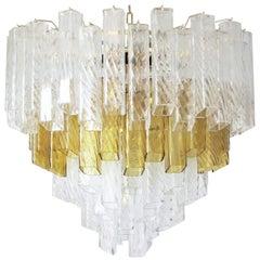 Italian Murano Glass Chandelier