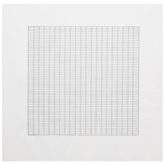 Lithograph after Agnes Martin