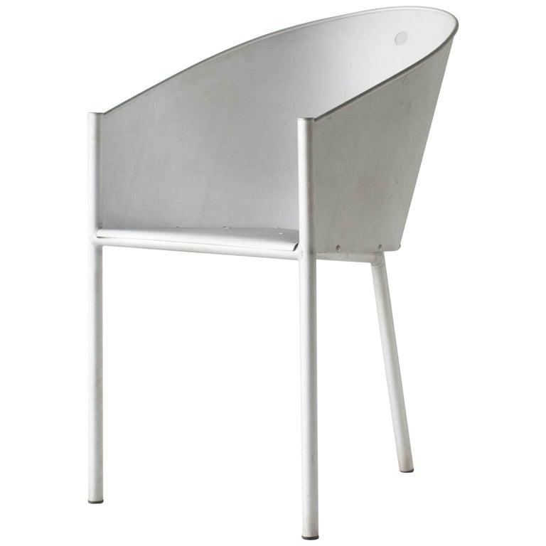 Costes Aluminio Philippe Starck Driade Aleph