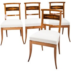 Biedermeier Chairs, Early 19th Century