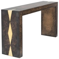 Bronze Collection Console Table by Talisman Bespoke