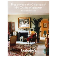 Sotheby's Property from the Collection of Mrs. Charles Wrightsman, London