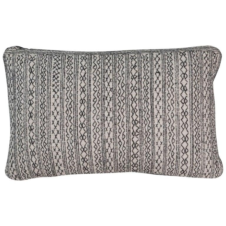 Afghani Nuristan Pillow