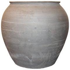 Vintage Terracotta Medium Pot with Handles