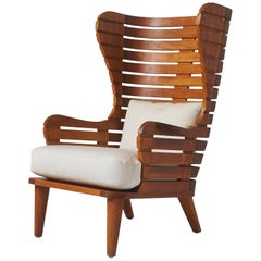 Linear Wing Chair