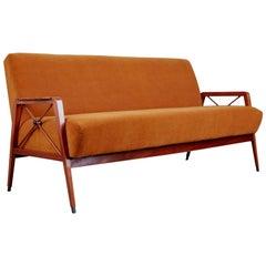 togo sofa in alcantara suede by michel ducaroy for ligne roset at 1stdibs. Black Bedroom Furniture Sets. Home Design Ideas
