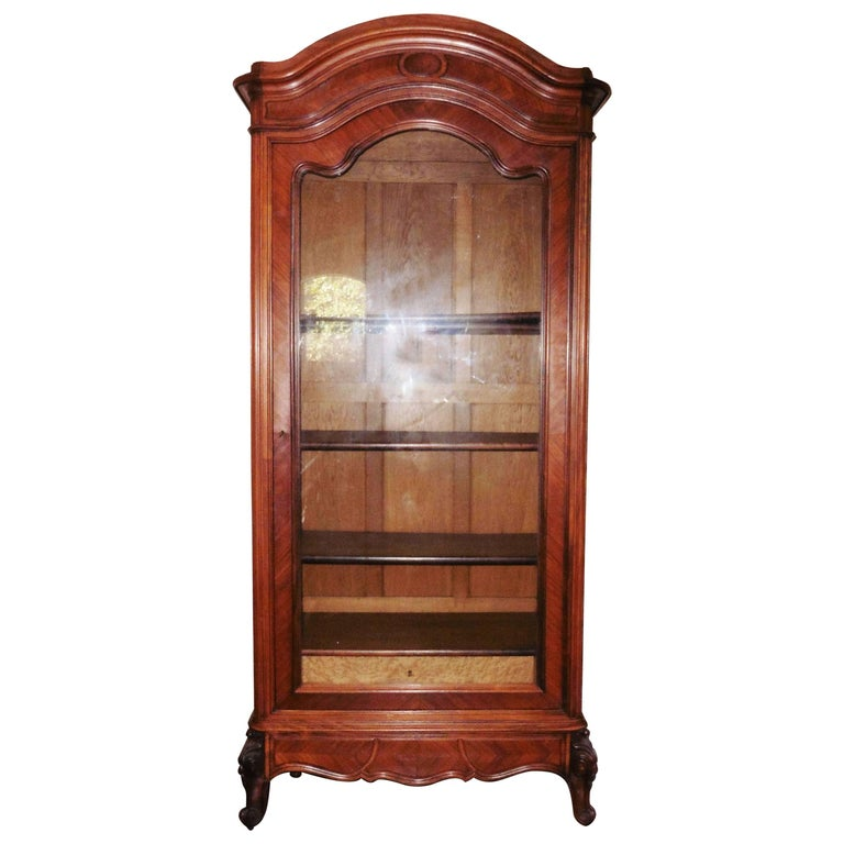French display cabinet circa 1880 for sale at 1stdibs for 1880 kitchen cabinets