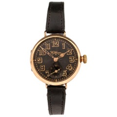 Waltham U.S.A Trench Watch