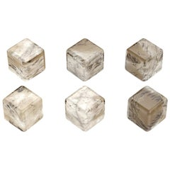 Vida Smoky Quartz Whiskey Cubes