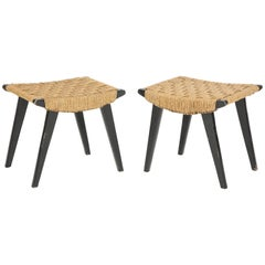 Pair of German Stools