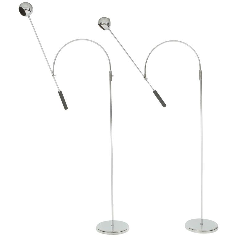Sonneman Orbital Floor Lamps For Sale
