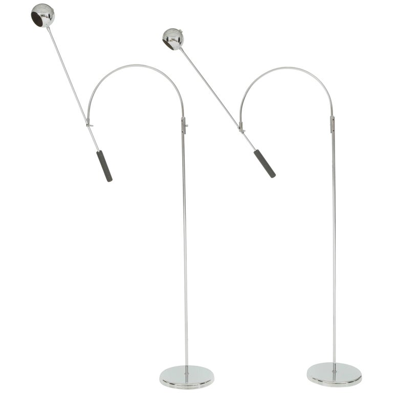 Sonneman Orbital Floor Lamps For Sale