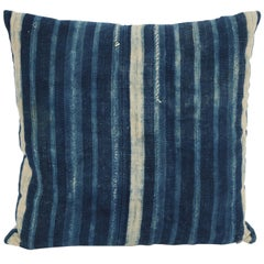 Antique African Textile Pillow