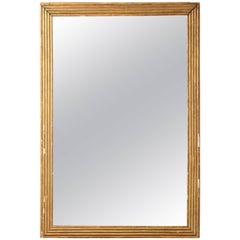 Antique Gold Mirror, circa 1800