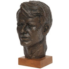 Robert Kennedy Bust