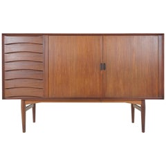 Teak Sideboard by Arne Vodder for Sibast