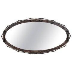 Arturo Di Modica Mirror