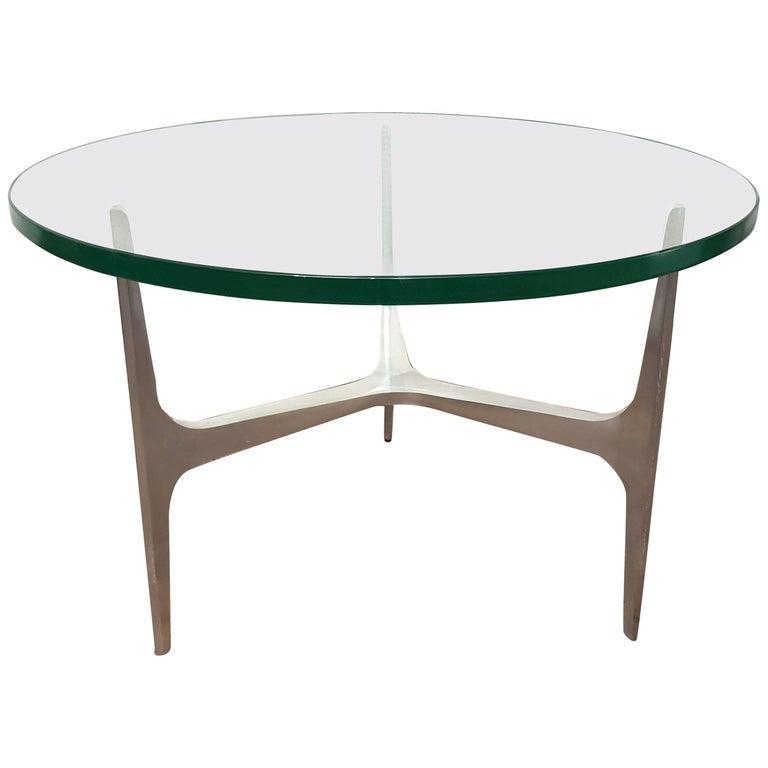 Mid-Century Coffee Table, Knut Hesterberg 'Designer' for Ronald Schmitt, Germany