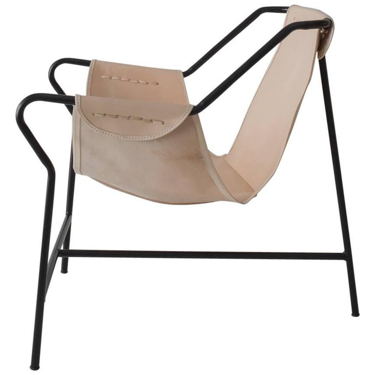 Tres Pes Armchair by Lina Bo Bardi For Sale