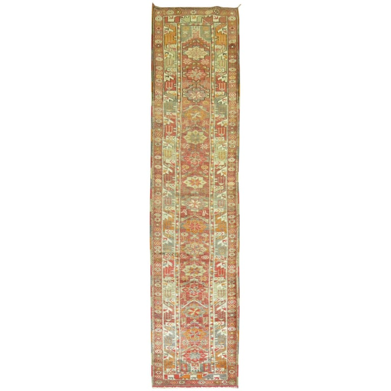 Vintage Turkish Anatolian Runner