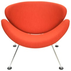Orange Slice Jr Chair by Pierre Paulin, Produced by Artifort, Netherlands