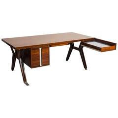 Ico Parisi for MIM 'Terni' Desk, Italy, 1960s