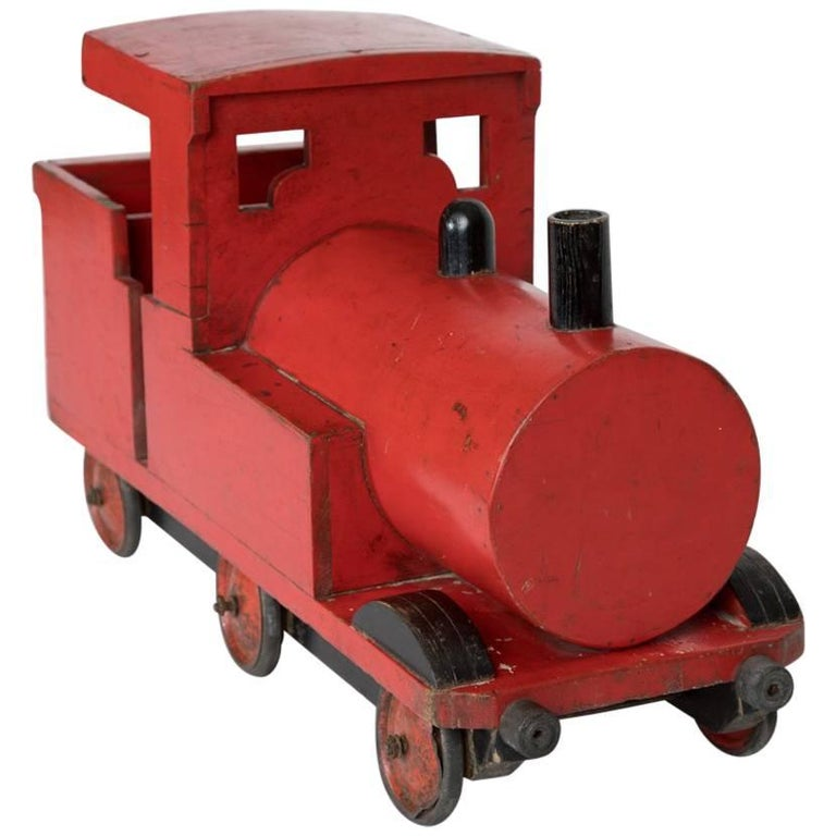 Red Train For Sale
