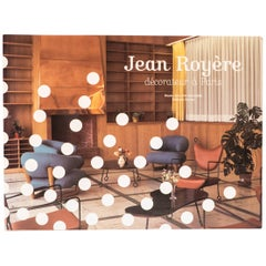 """Jean Royère, Decorateur a Paris"" Book"