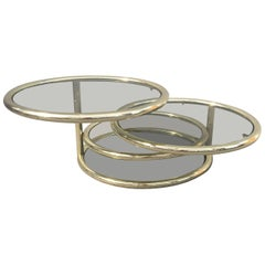 Glamorous Sliding Coffee Table