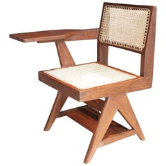 Pierre Jeanneret, Class Room Chair, 1960