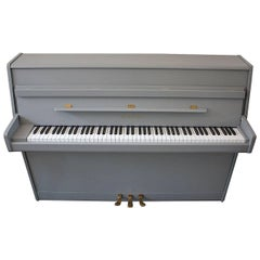 Welmar Painted Upright Piano