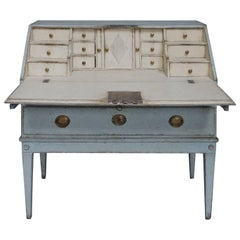 Swedish Slant Front Writing Desk