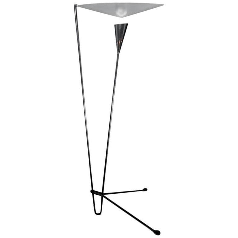 Michel Buffet B211 Floor Lamp Black