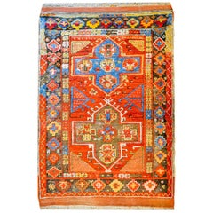 Exquisite Late 19th Century Oushak Rug