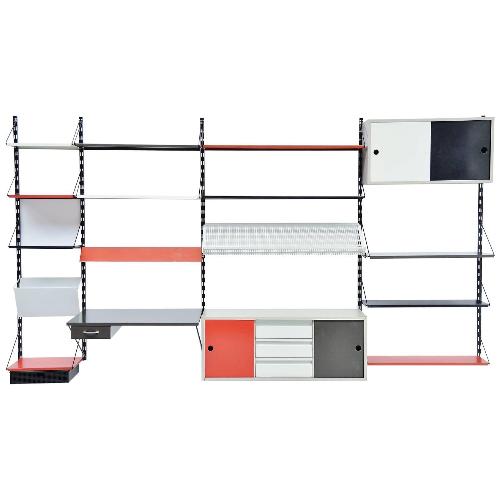 pilastro shelving unit by tjerk reijenga holland dieter rams 606 universal shelving system vitsoe