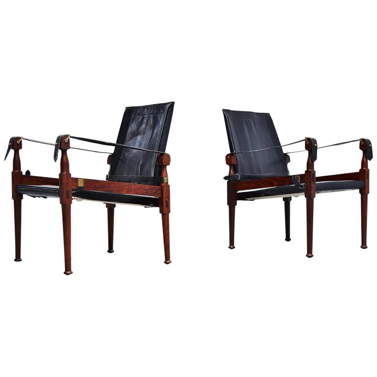 Hayat & Brothers Safari Chairs Pakistan, 1970