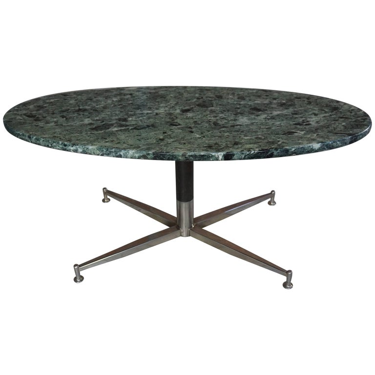 Green Marble Coffee Table At 1stdibs
