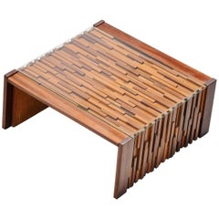 Percival Lafer Coffee Table Brazil, 1960