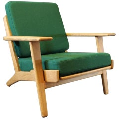 Armchair, Model GE290, by Hans J. Wegner and GETAMA, 1960s