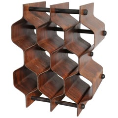 Wine Rack by Torsten Johansson, Sweden, 1960