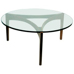 Danish 1960s Coffee Table by Sven Ellekaer for Christian Linneberg