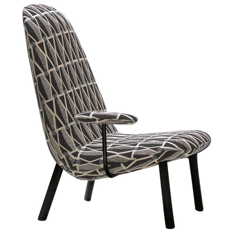 Leafo Lounge Chair by Jaime Hayon, Contemporary Designer Armchair