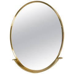 Brass Mirror, France, 2016