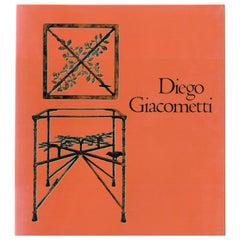 Diego Giacometti Book
