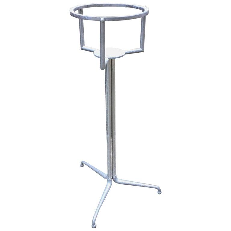 Italian Modern Design Aluminum Plant Stand