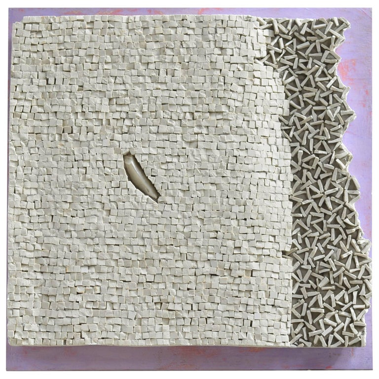 """Weathering"" Mosaic by Toyoharu Kii"