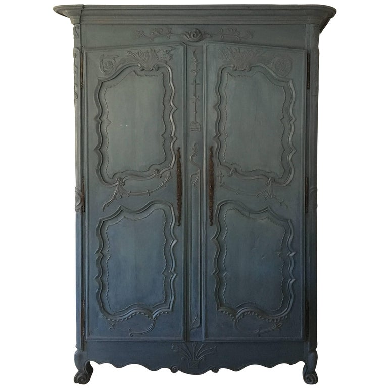 Louis XV Period Armoire, French, circa 1780