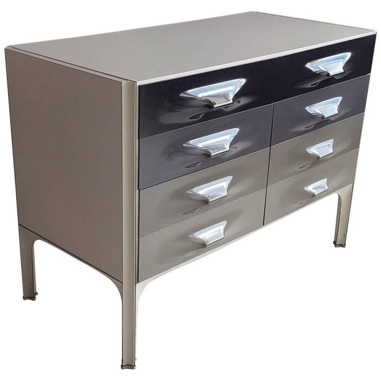 Raymond Loewy DF-2000 Chest of Drawers For Sale