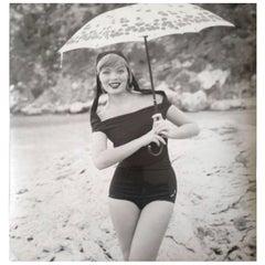Four Vintage Fashion Photos, 1958-1959